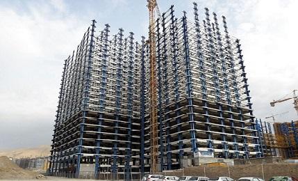 بلوکهای H2مسکونی ۲۹ طبقه نهاجا